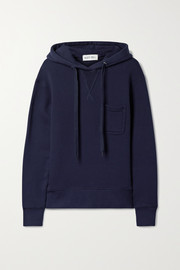 Alex Mill Hollis French cotton-terry hoodie