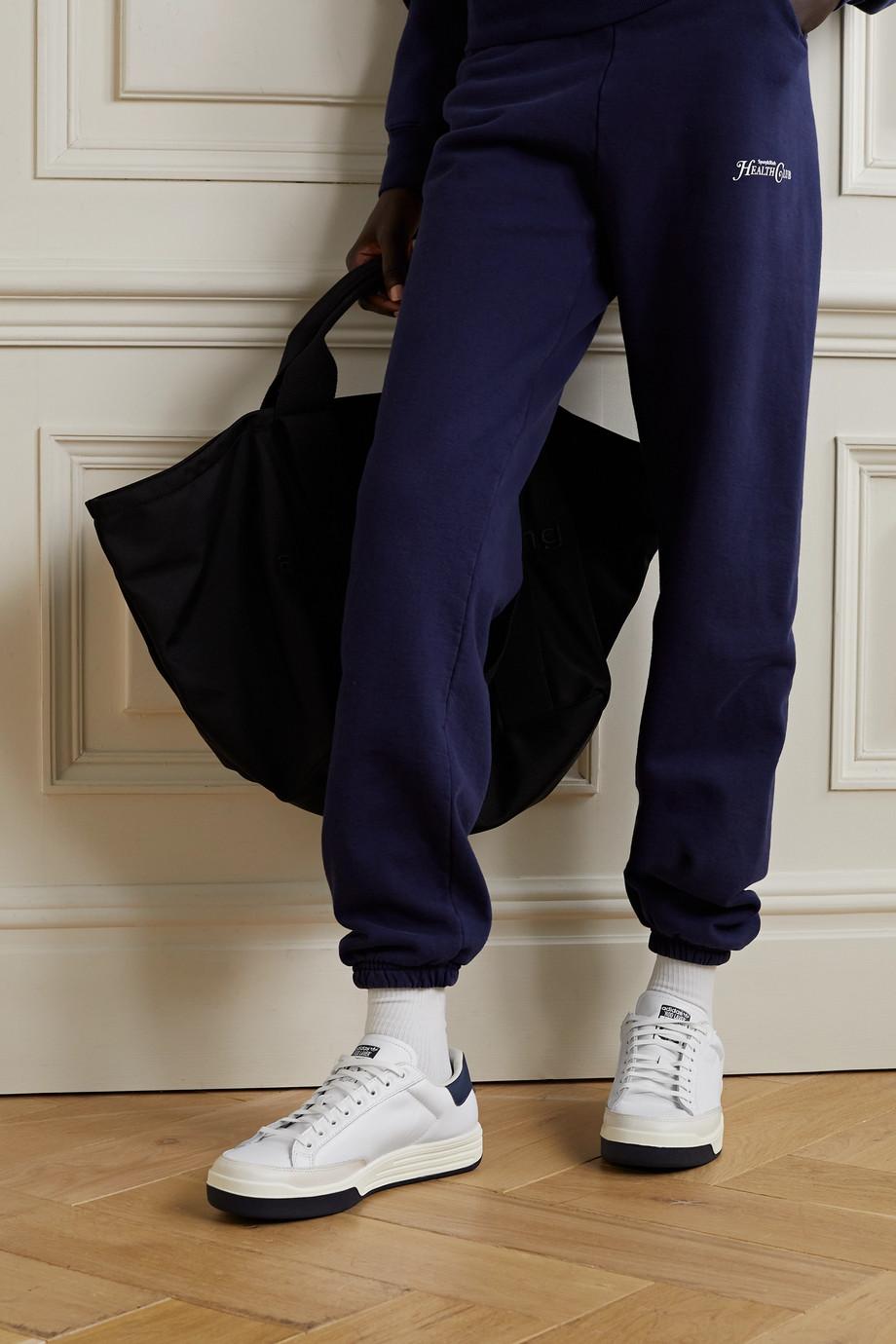 adidas Originals Rod Laver leather sneakers