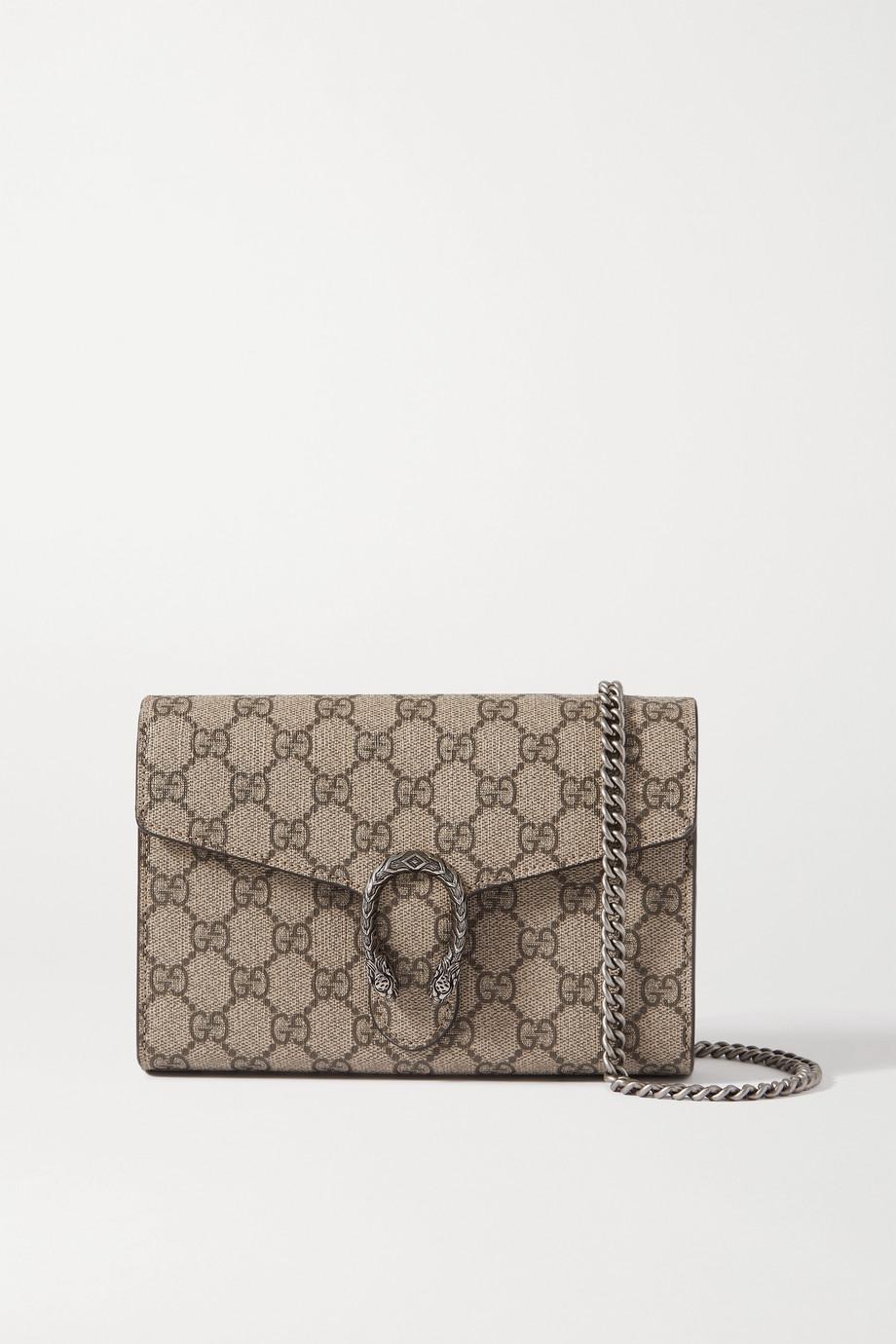 Gucci Dionysus printed coated-canvas shoulder bag