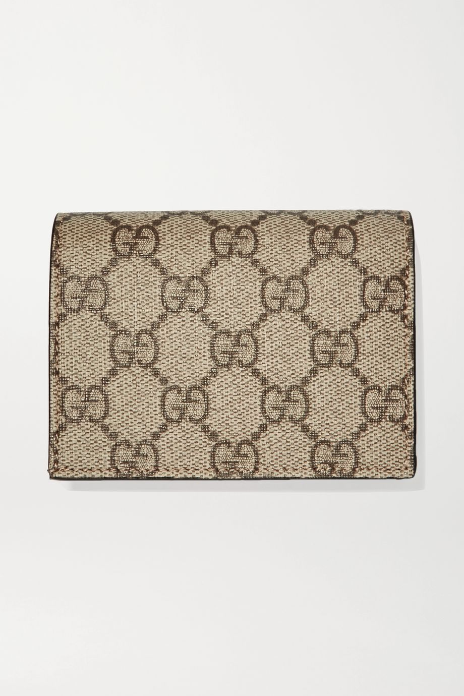 Gucci Printed coated-canvas wallet