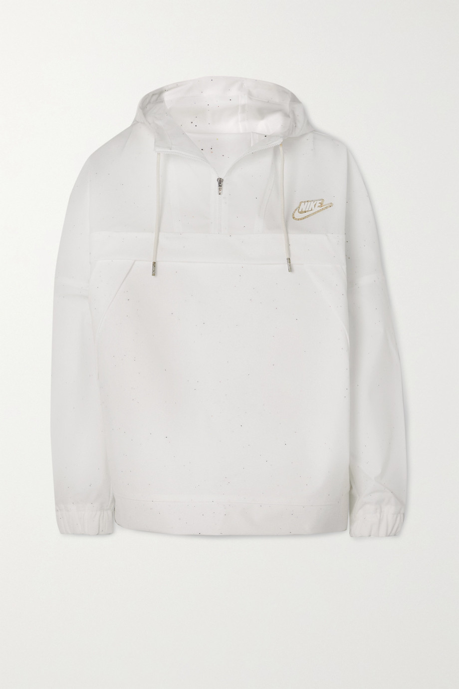 Nike Hooded recycled PU jacket
