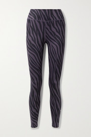 Nike One printed Dri-FIT leggings