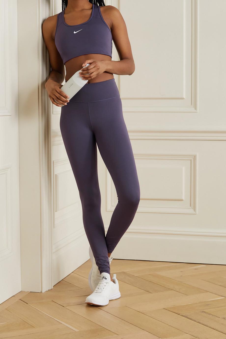 Nike Swoosh Dri-FIT recycled sports bra