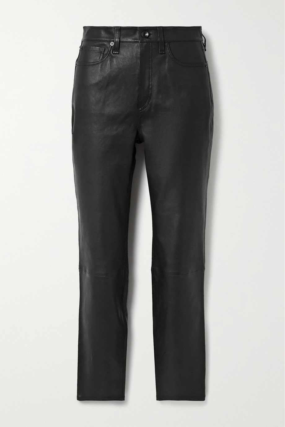 rag & bone Nina skinny leather pants