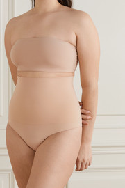 SKIMS Core Control thong - Clay