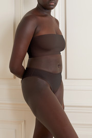 SKIMS Fits Everybody bandeau bra - Cocoa