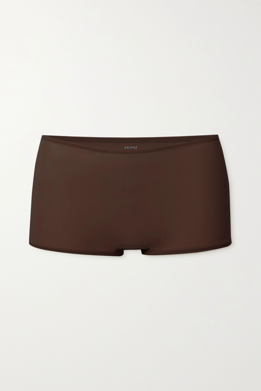 SKIMS  Fits Everybody boy shorts - Cocoa