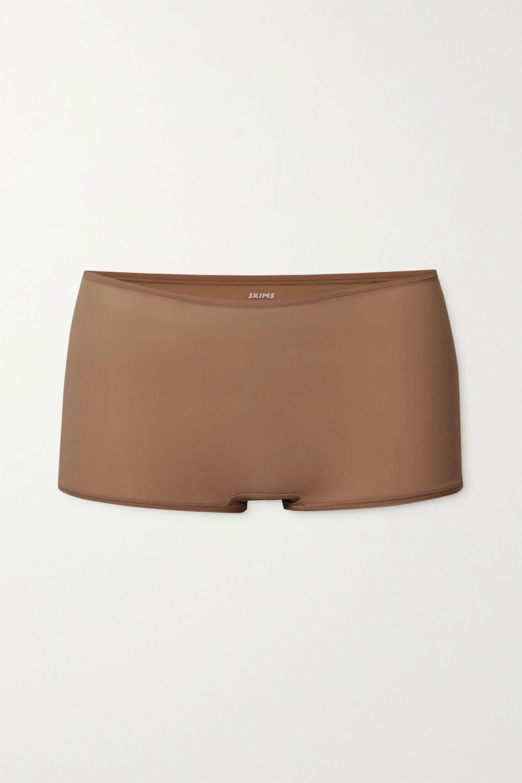 SKIMS Fits Everybody boy shorts - Oxide