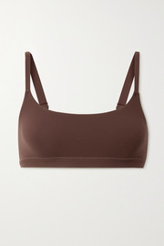 SKIMS Fits Everybody Scoop Neck bra - Cocoa