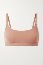 SKIMS Fits Everybody Scoop Neck bra - Sienna
