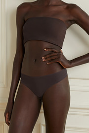 SKIMS Fits Everybody thong - Cocoa