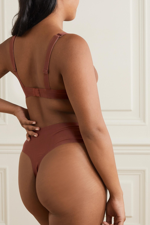 SKIMS Naked plunge bra - Jasper