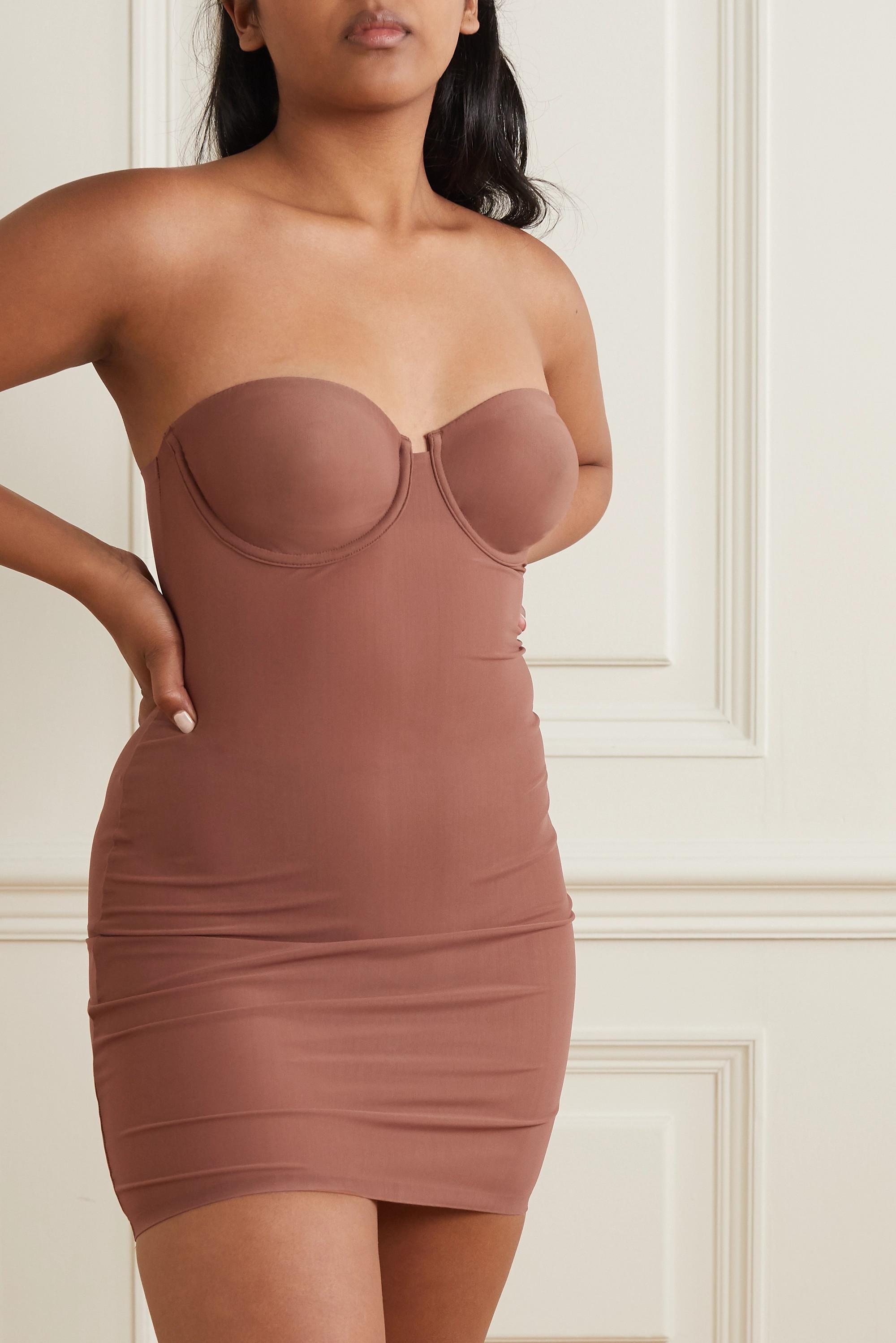 SKIMS Naked slip dress - Jasper