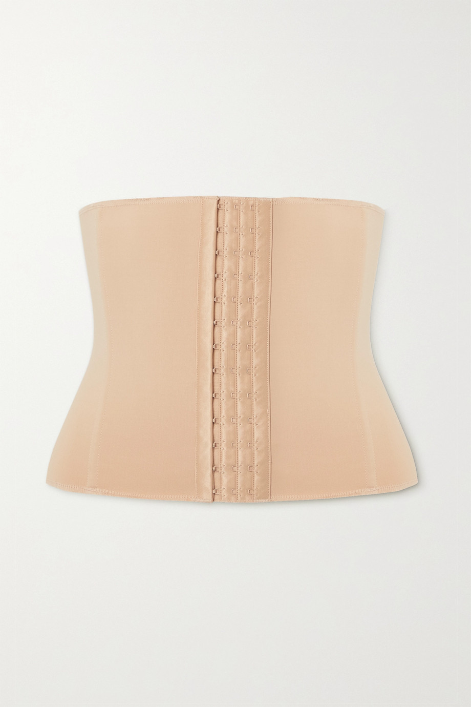 SKIMS Waist Trainer – Clay – Taillenmieder aus Stretch-Neopren