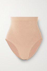 SKIMS Seamless Sculpt Sculpting Mid Waist briefs - Mica