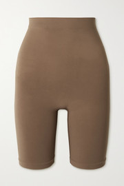 SKIMS Seamless Sculpt Sculpting Mid Thigh shorts - Oxide