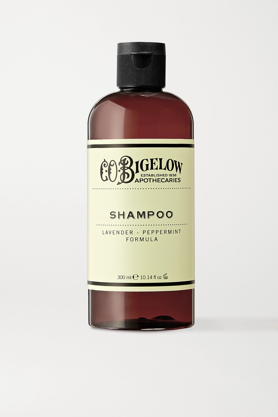 C.O. Bigelow Lavender Peppermint Shampoo, 300ml
