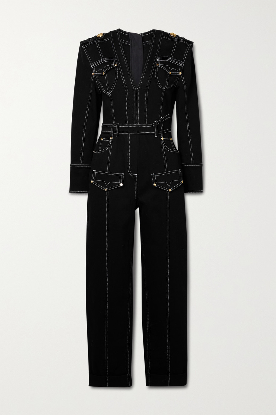 Balmain Denim jumpsuit