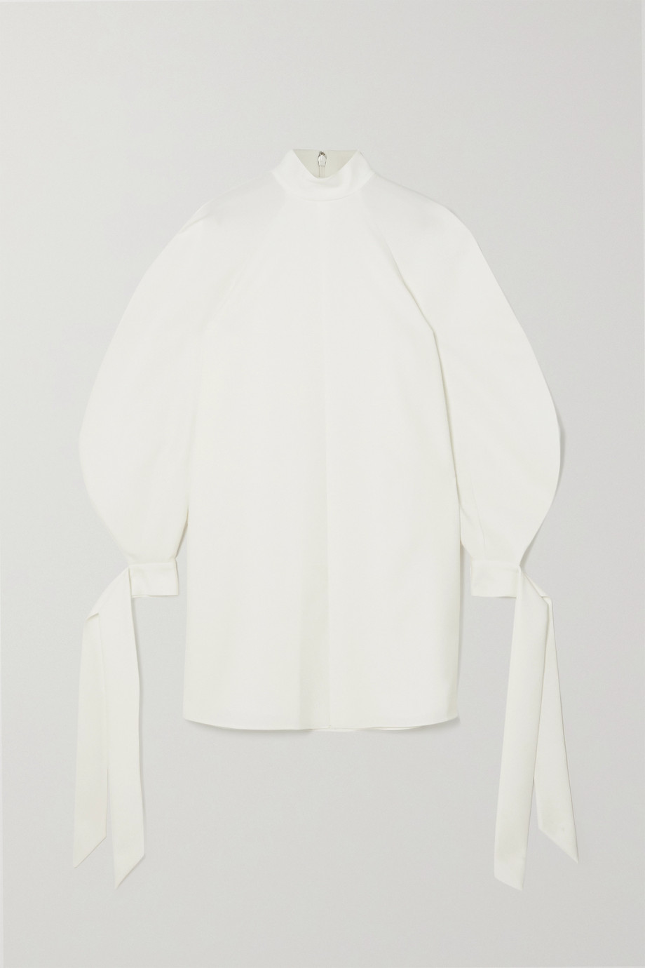 Carolina Herrera Stretch-crepe mini dress