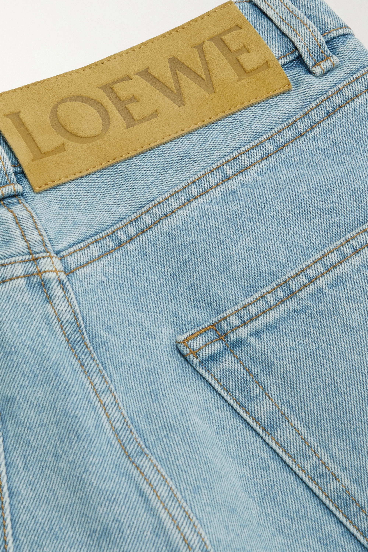 Loewe Jean fuselé taille haute