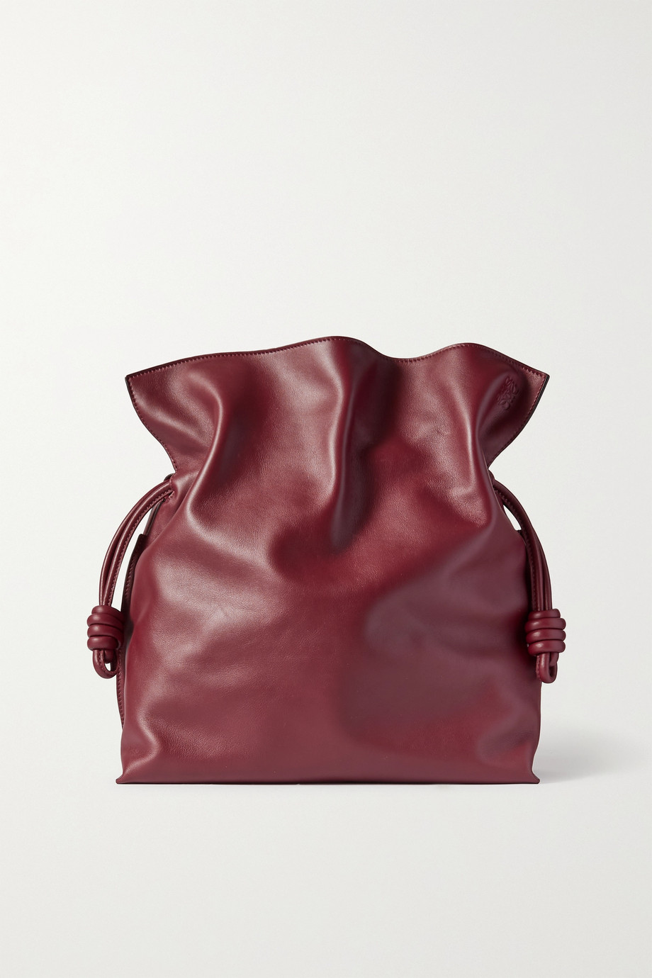 Loewe Flamenco large leather tote