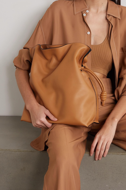 Loewe Sac en cuir Flamenco Large