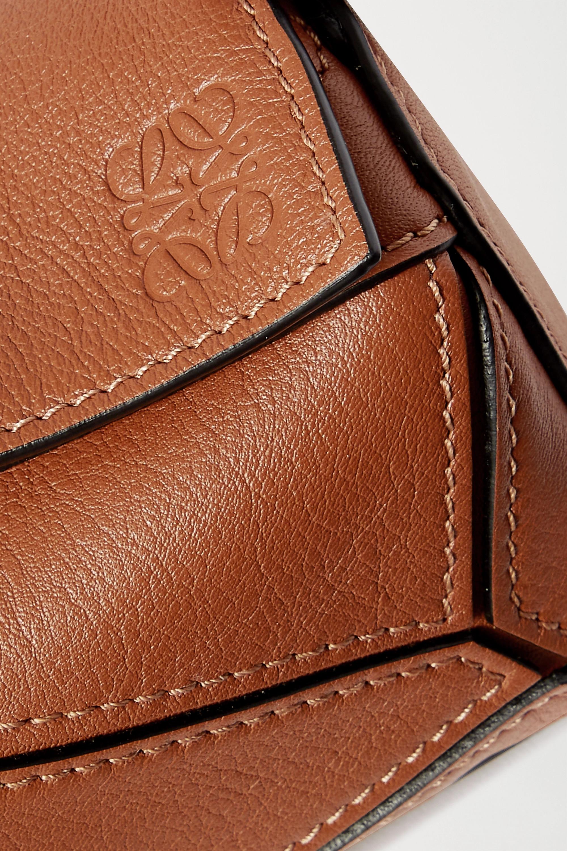 Loewe Puzzle nano leather shoulder bag