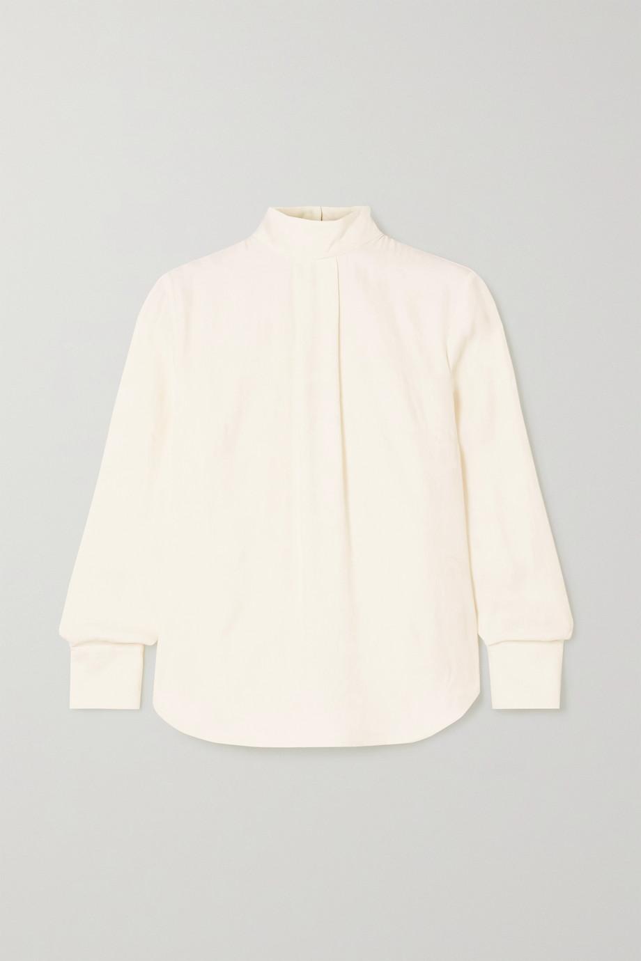 Cefinn Riley jacquard blouse
