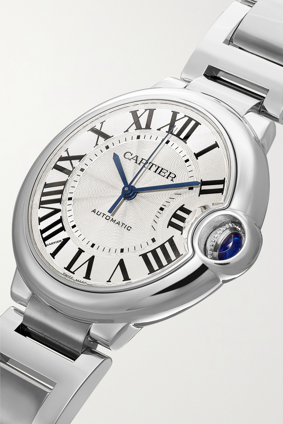 Cartier Ballon Bleu de Cartier Automatic 36.6mm stainless steel watch