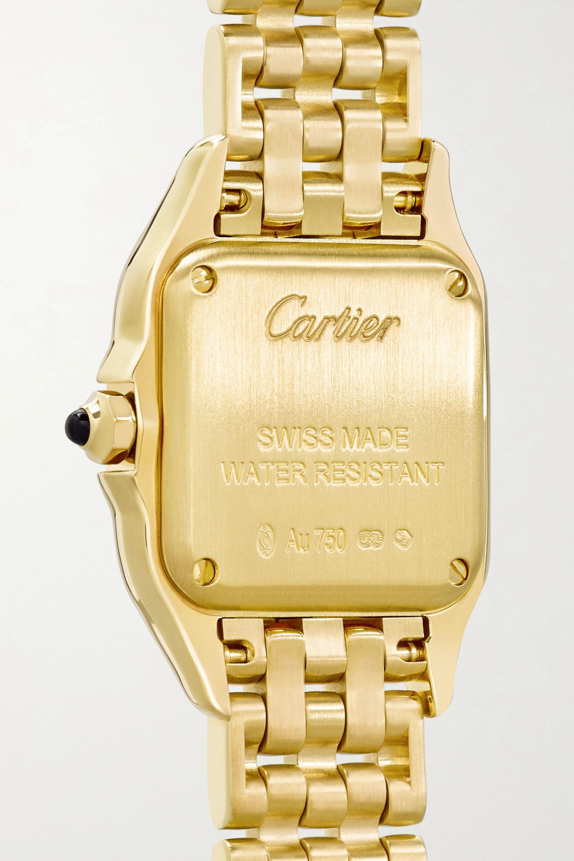 Cartier Panthère de Cartier small 22mm 18-karat gold watch