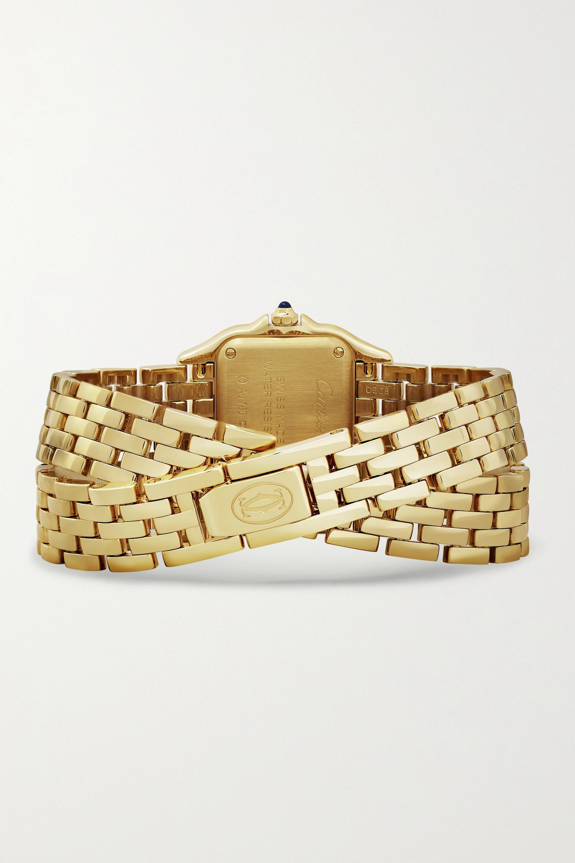 Cartier Panthère de Cartier 22mm small 18-karat gold watch