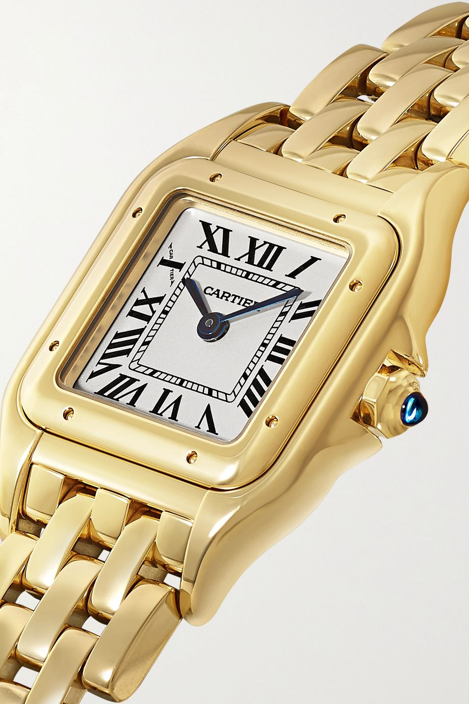 Cartier Panthère de Cartier 22mm small 18-karat gold watch