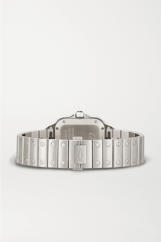 Cartier Santos de Cartier Automatic 35mm medium stainless steel watch