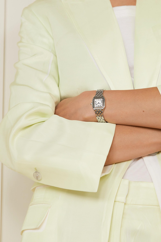 Cartier Panthère de Cartier 22mm small stainless steel watch