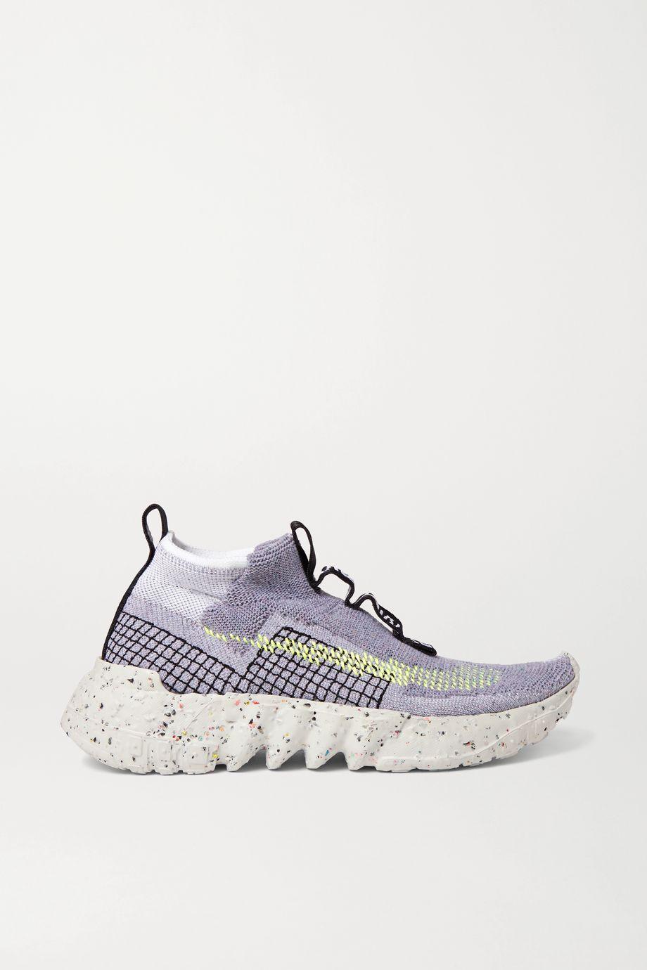 Nike Space Hippie 02 Space Waste Flyknit sneakers