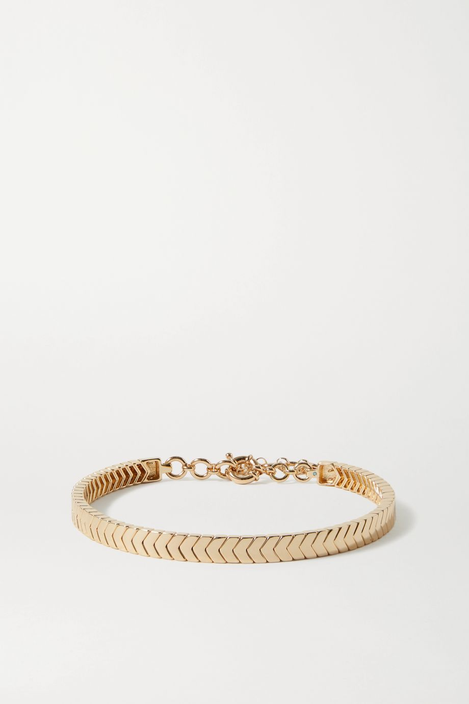 Roxanne Assoulin The Mixer gold-tone choker