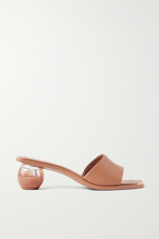 Cult Gaia Tao leather sandals