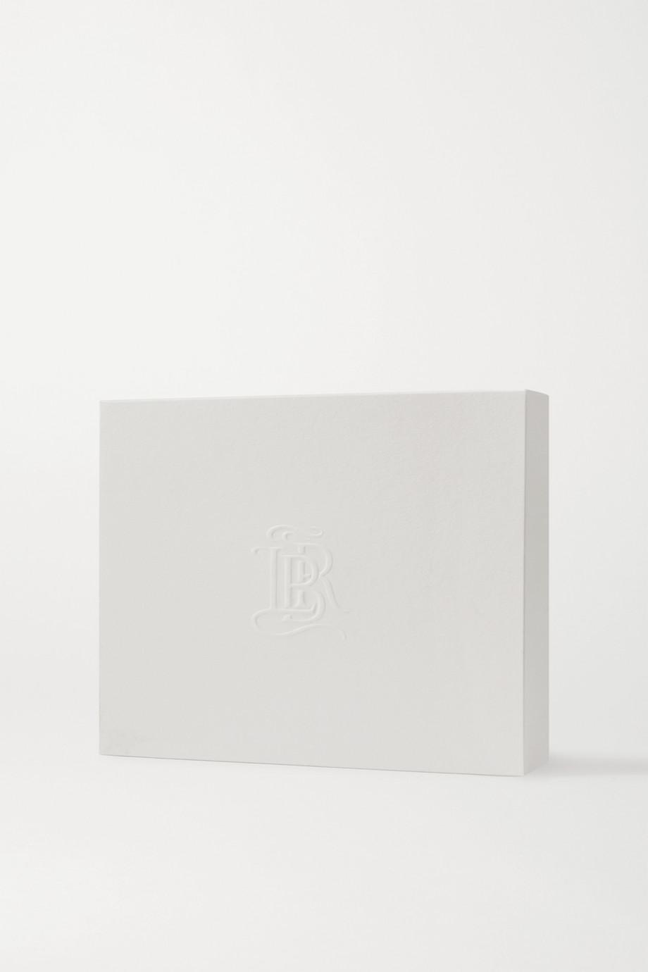 La Bouche Rouge Refillable leather case