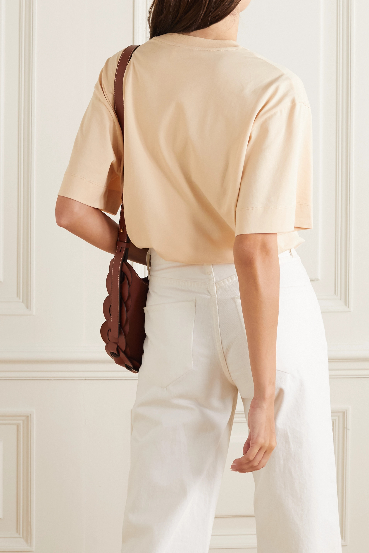 Chloé + UNICEF printed organic cotton-jersey T-shirt