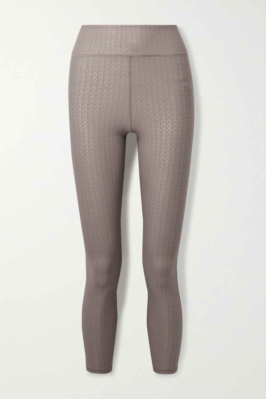 The Upside Liegia Dance Leggings aus Stretch-Jacquard