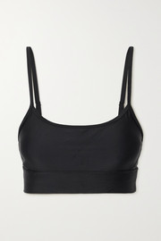 The Upside Natacha printed stretch sports bra