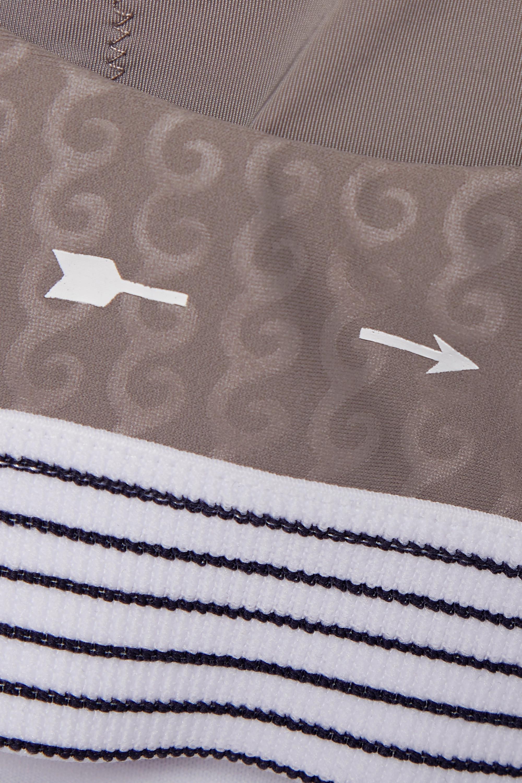 The Upside Liegia Natacha stretch-jacquard sports bra