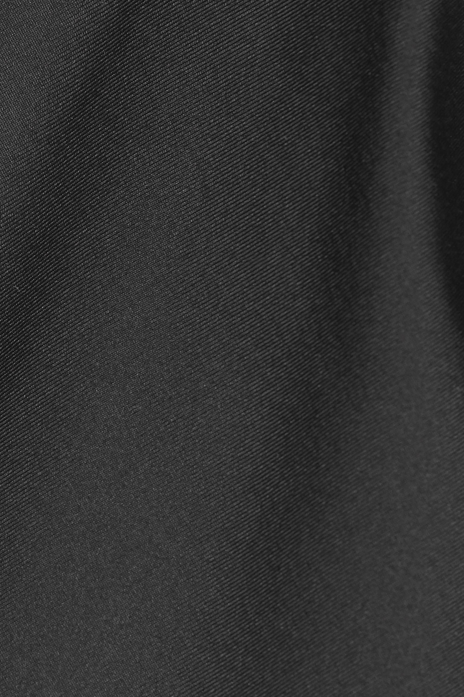 BONDI BORN + NET SUSTAIN James one-shoulder swimsuit