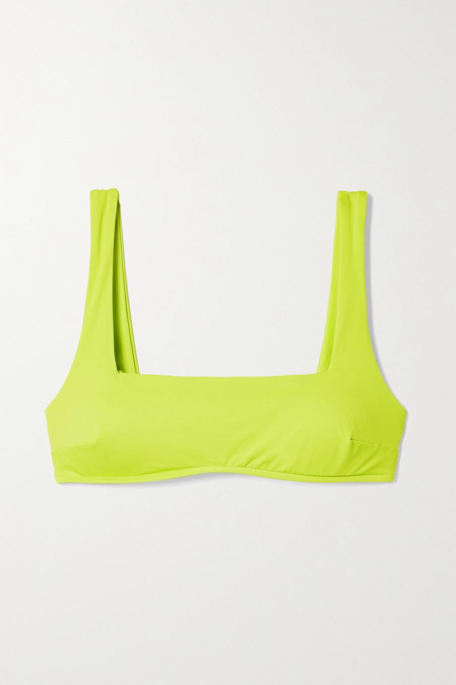 BONDI BORN + NET SUSTAIN Aria bikini top