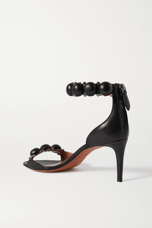 Alaïa Bombe 75 studded leather sandals