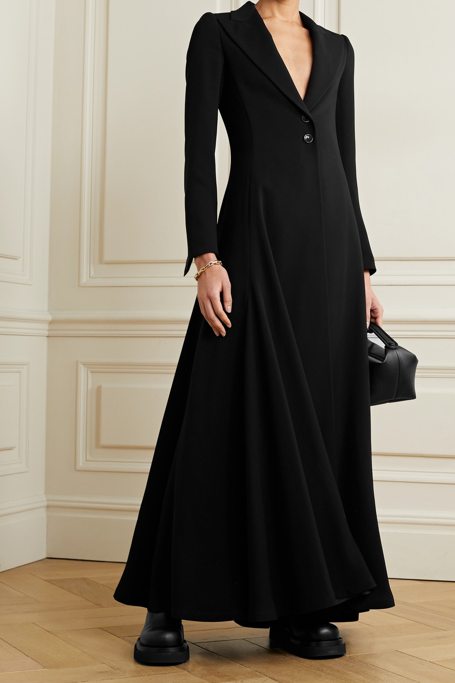 Alaïa Crepe maxi dress