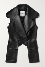 Alaïa Editions leather vest
