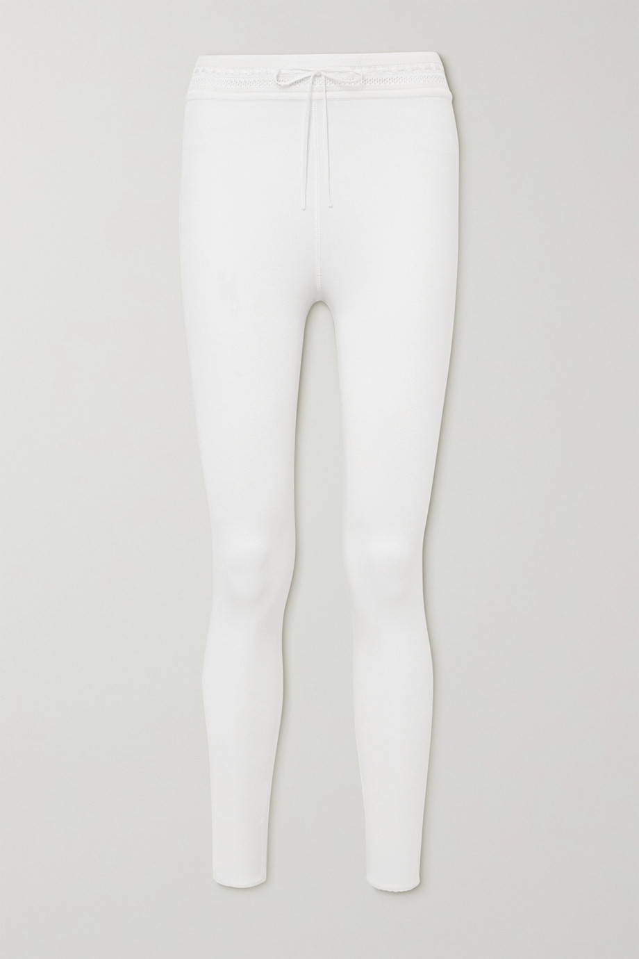 Alaïa Editions Leggings aus Stretch-Strick