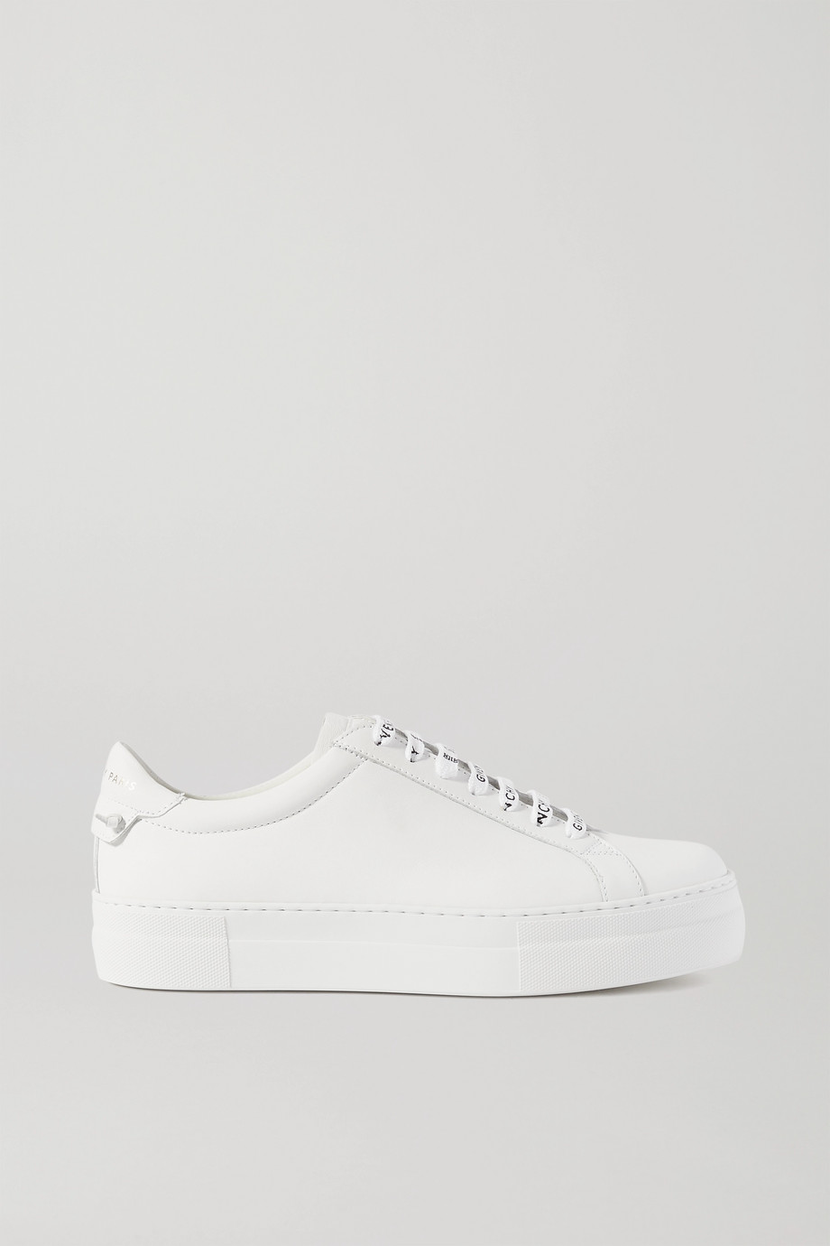Givenchy Urban Street leather platform sneakers