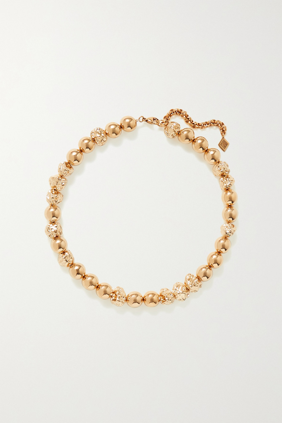 Chloé Anouck gold-tone necklace